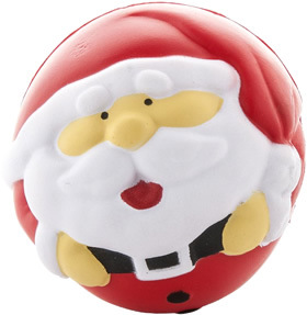 Antistressball Santa Claus