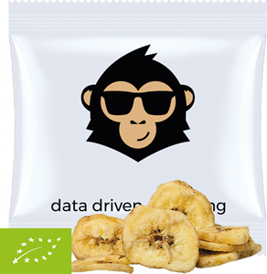 Bio-Bananenchips